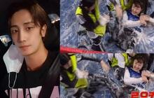 """So Min lại bị tấn công vì lỡ đá Jisoo (BLACKPINK) tại Running Man, fan lo lắng cầu cứu tới em trai """"nàng Ếch"""""""