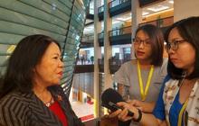 Chủ tịch Hội Chữ thập đỏ Việt Nam: Việc làm của ca sĩ Thuỷ Tiên không phạm luật
