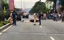 Xe máy va chạm với ô tô, nam thanh niên 18 tuổi chết thảm