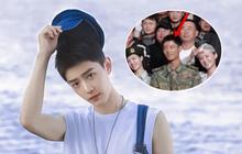 """Tiêu Chiến """"ăn nắng"""" đến đen nhẻm ở hậu trường Vương Bài, chị em vào tặng nickname """"Thỏ một nắng"""""""