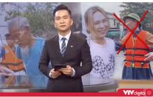 """VTV lên tiếng về đoạn clip Huấn """"hoa hồng"""" xuất hiện trong bản tin như nghệ sĩ ủng hộ đồng bào lũ lụt miền Trung"""