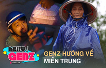 GenZ đang làm gì để cùng hướng về miền Trung?