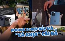"""iPhone 12 vừa cập bến, đã phải nhận cơn mưa """"cà khịa"""" từ cộng đồng Việt"""