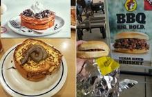 """Kinh doanh """"khôn lỏi"""" như các nhà hàng: Hình để một đằng nhưng mang ra phục vụ một nẻo, khách không dám đến ăn lần 2"""