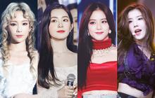 """Giờ mới để ý visual dàn chị cả girlgroup Kpop: Taeyeon - Irene """"hack tuổi"""" khó tin, Jisoo (BLACKPINK) đúng chuẩn Hoa hậu Hàn"""