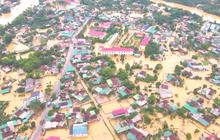 Toàn cảnh thiệt hại của trận lũ lịch sử gây ra tại Hà Tĩnh khiến 147 nghìn người bị ngập lụt