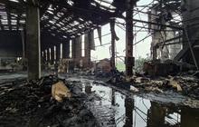 Bắc Ninh: Nổ lò hơi gây cháy xưởng sản xuất giấy khiến 2 người thương vong
