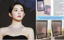 Bị tố photoshop thẻ nhân viên, tự nhận mình từng làm tại SM Town để bênh vực Irene (Red Velvet) - cô gái Việt lên tiếng