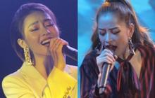 """Màn hát live phô của Khả Ngân gây xôn xao, netizen """"đào"""" lại phát ngôn nữ ca sĩ tự nhận nhảy đẹp, hát hay hơn Chi Pu"""