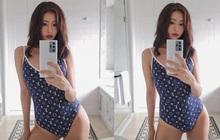 Min khoe body gợi cảm sau khi ám ảnh vì giảm cân, nhưng lại bị netizen bình luận kém duyên về vòng eo