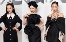 """Angela Phương Trinh comeback chặt đẹp dàn mỹ nhân, Khánh Linh đã """"dát vàng"""" lông mày còn xách túi lồng chim nửa tỷ"""