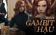 """Gambit Hậu: Phim về cờ vua mà đẹp ngang ngửa Emily Ở Paris, mỹ nhân X-Men hóa """"thần đồng hư hỏng"""" đỉnh thấy mê"""