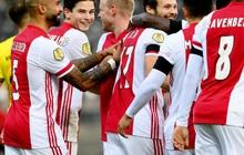 Nhà vô địch giải Hà Lan vùi dập đối thủ không thương tiếc bằng tỷ số kinh hoàng
