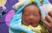 Phát hiện bé gái sơ sinh bị bỏ rơi trong đêm