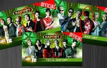 """Góc """"tiên tri"""" Rap Việt: Cứ thí sinh được xếp ở vị trí thứ 4 từ trái sang trên poster sẽ giành vé vào Chung kết?"""