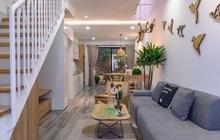 Ngôi nhà 62m2 ở Đà Nẵng có mặt tiền lệch tầng độc đáo, không gian bên trong tuy đơn giản nhưng cực chill