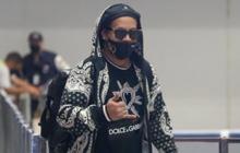 Một năm sóng gió với Ronaldinho: Hết rơi vào vòng tù tội lại đến nhiễm Covid-19