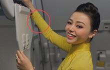 """Gái xinh tiết lộ trang phục tiếp viên hàng không có chứa """"bí mật"""", nếu khách hỏi sẵn lòng cho mượn ngay!"""