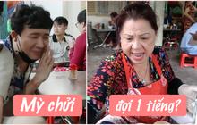 """Tiệm """"mì chửi"""" đắt khách nhất Sài Gòn bị khách phàn nàn vì đợi mất cả tiếng, ăn hết mì rồi súp mới được bưng ra?"""
