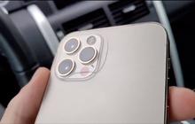 Xôn xao hình ảnh iPhone 12 Pro bị nứt, Apple nói gì?