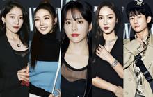"""Gần nửa Kbiz đổ bộ sự kiện khủng: Park Min Young mặt cứng đờ, Jessica bị chê """"dừ chát"""", mỹ nhân Red Velvet đọ sắc bên Park Shin Hye"""
