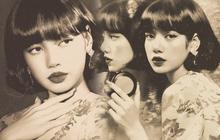 """Trăm nghìn netizen đang phát sốt vì bộ ảnh """"xuyên không"""" của Lisa (BLACKPINK): Minh tinh tuyệt sắc thập niên 1970 hay gì?"""