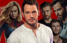 """Chris Pratt bị netizen ghét ra mặt liền có đàn anh lên tiếng bênh vực, nhưng sao nữ Marvel thì bị """"ăn hiếp"""" đến trầy trật?"""