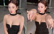 """Cả Weibo """"ngộp thở"""" với ảnh hậu trường của """"Song Hye Kyo Trung Quốc"""": Vòng một căng tràn, nhan sắc mẹ 2 con đây ư?"""
