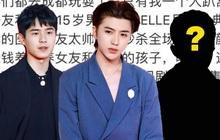"""Ầm ĩ cả Weibo: Phú bà tiết lộ đang cặp kè mỹ nam kém 15 tuổi dự sự kiện ELLE, fan Thái Từ Khôn - Lưu Hạo Nhiên """"run cầm cập"""""""