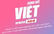 Giữa cơn sốt Rap, Giọng Hát Việt Nhí trở lại với phiên bản Hip-hop và giải thưởng thị giá gần 1 tỷ đồng
