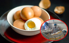 Cả gia đình 4 người bị ngộ độc nặng sau khi ăn bữa tối với trứng gà, cảnh báo cách ăn trứng nguy hiểm có thể sinh độc tố đe dọa tính mạng