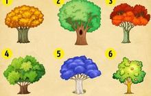 Chọn 1 loại cây khiến bạn chú ý và xem nó nói gì về những thay đổi trong tương lai gần của bạn