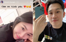 """Sau Hồ Ngọc Hà, sao Việt """"rần rần"""" đua nhau khoe iPhone 12 mới, lần này là Dương Triệu Vũ và Thuý Ngân"""