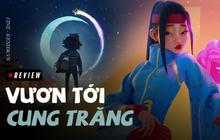 """Vươn Tới Cung Trăng: Chị Hằng Nga bắn rap """"chém đẹp"""" cả Rap Việt, phim """"Trung Thu muộn"""" khuấy động mùa Halloween đây rồi!"""