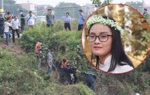 Vụ nữ sinh Học viện Ngân Hàng mất tích: Thi thể được tìm thấy dưới lòng sông Nhuệ, bắt giữ 2 nghi phạm nghiện ma túy