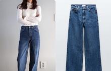 Thử 5 dáng quần jeans của Zara, nàng blogger xứ Hàn chỉ luôn nên chọn chiếc nào, bỏ qua chiếc nào nếu bạn có mỡ bụng
