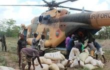 Biến đổi khí hậu gây hậu quả nặng nề tại châu Phi