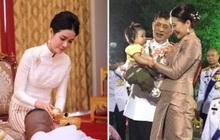 Hoàng quý phi Thái Lan gây sốt với vẻ đẹp hoàn mỹ nhưng Hoàng hậu Suthida vẫn chiếm spotlight bằng loạt ưu điểm