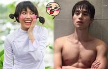 """Hội sao Việt """"vứt bỏ liêm sỉ"""" vì đu phim Hàn: Diệu Nhi đem cả cặp lồng đi chăm """"chồng"""" Lee Dong Wook?"""