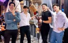 Dàn trai đẹp tập 1 Người Ấy Là Ai mùa 3 hội ngộ dự tiệc chia tay bạn trai người Thái của Trang Anna