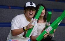 Bất chấp khoảng cách địa lí, rapper Phương Kào (Da LAB) vẫn đến xem giải bóng rổ Việt Nam vì Tâm Đinh