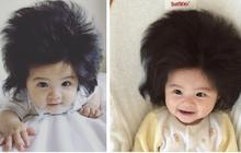 Bé Chanco tóc xù từng gây sốt MXH châu Á giờ ra sao sau khi thành đại diện của hãng dầu gội lớn dù mới hơn 1 tuổi?