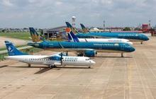 Vietnam Airlines Group tiếp tục điều chỉnh khai thác do ảnh hưởng của bão số 9