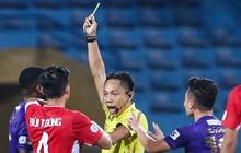 Quang Hải đòi trọng tài rút thẻ đỏ cho Bùi Tiến Dũng ngay trước mặt đàn anh và cái kết