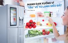 """Top 3 tủ lạnh """"đắt xắt ra miếng"""" nhưng đáng mua nhất hiện nay"""