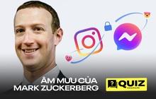 """Quiz: Bạn có biết """"âm mưu"""" ẩn giấu  đằng sau việc Instagram về chung một nhà với Messenger?"""
