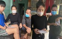 Vợ chồng Lý Hải - Minh Hà đồng hành đến cứu trợ miền Trung, chia sẻ từng muốn cãi nhau vì chuyện tặng tiền cho bà con