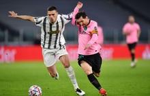 """Messi lập công, Barcelona """"nhấn chìm"""" Juventus vắng Ronaldo"""