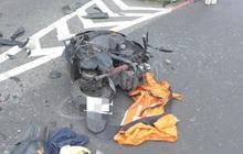 Nữ diễn viên Đài Loan bị xe ô tô đâm tử vong, hình ảnh CCTV ghi lại khoảnh khắc người và xe tan nát khiến ai cũng bàng hoàng