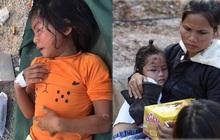 Ảnh: Xót xa những gương mặt trẻ thơ còn hằn nguyên nỗi sợ hãi sau vụ sạt lở đất kinh hoàng ở Trà Leng